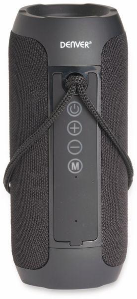 Bluetooth Lautsprecher DENVER BTS-110 , schwarz - Produktbild 4