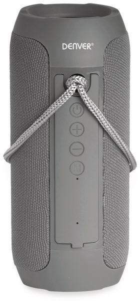 Bluetooth-Lautsprecher DENVER BTS-110, grau - Produktbild 3