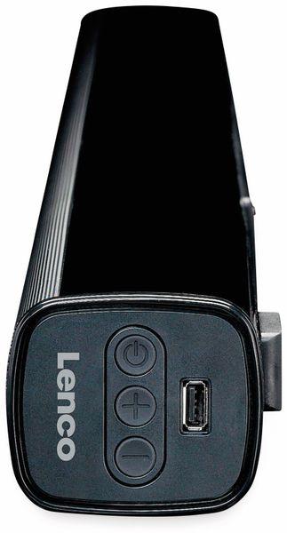 Soundbar LENCO SB-080BK, Bluetooth, USB, schwarz - Produktbild 4