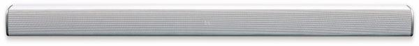 Soundbar LENCO SB-081WH, Bluetooth, USB, silber - Produktbild 4