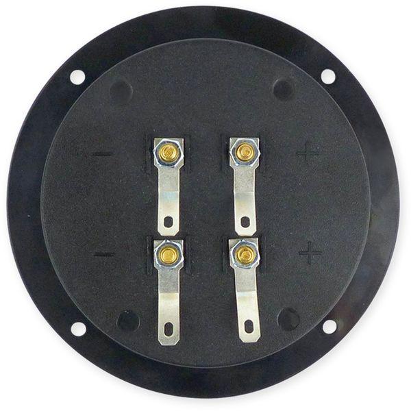 Lautsprecher-Anschlussterminal DYNAVOX, Bi-Wire, rund - Produktbild 2