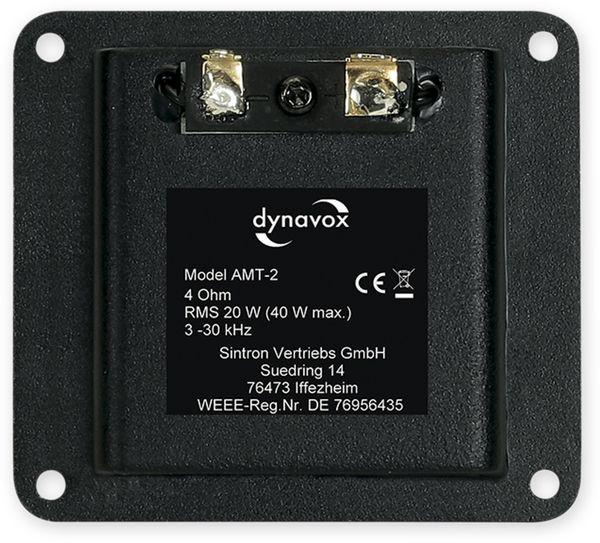 Hochtöner DYNAVOX AMT-2 Air Motion, Transformer, 20 W - Produktbild 2