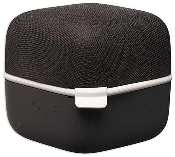Bluetooth Lautsprecher DENVER BTP-119, 5 W, schwarz