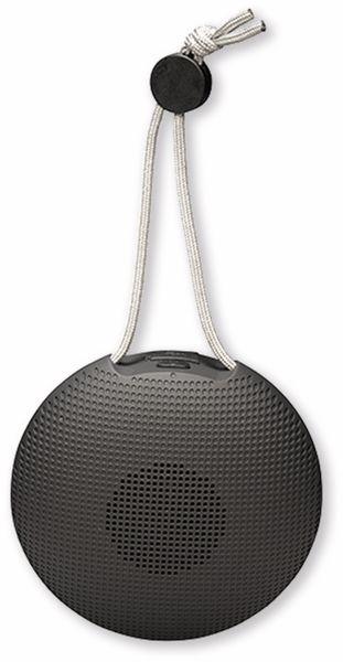 Bluetooth Lautsprecher DENVER BTP-118, 3 W, schwarz