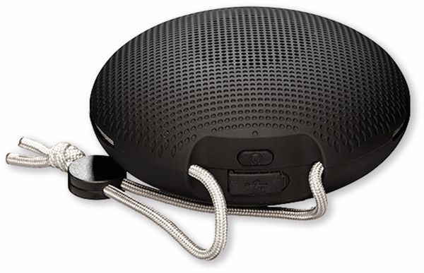 Bluetooth Lautsprecher DENVER BTP-118, 3 W, schwarz - Produktbild 4