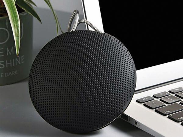 Bluetooth Lautsprecher DENVER BTP-118, 3 W, schwarz - Produktbild 5