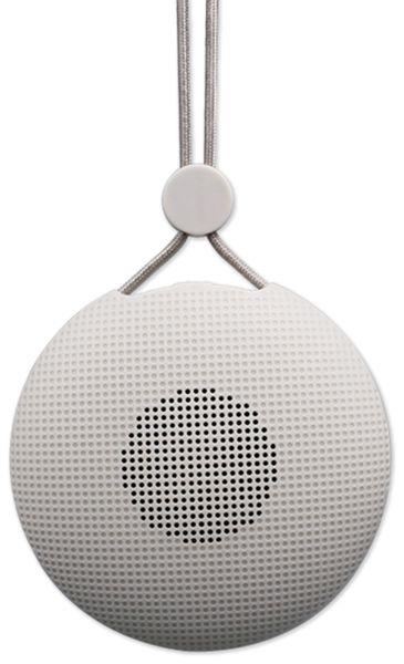 Bluetooth Lautsprecher DENVER BTP-118, 3 W, grau