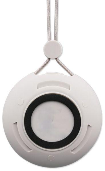 Bluetooth Lautsprecher DENVER BTP-118, 3 W, grau - Produktbild 2