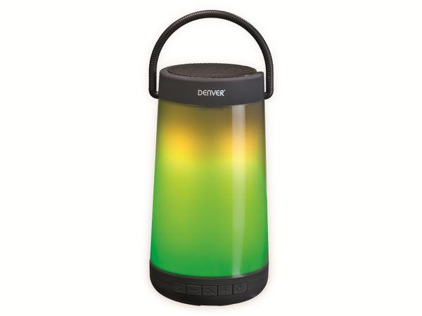 Bluetooth Lautsprecher DENVER BTL-311, 5 W, mit LED-Lichteffekte