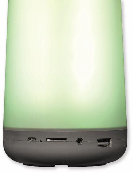 Bluetooth Lautsprecher DENVER BTL-311, 5 W, mit LED-Lichteffekte - Produktbild 3