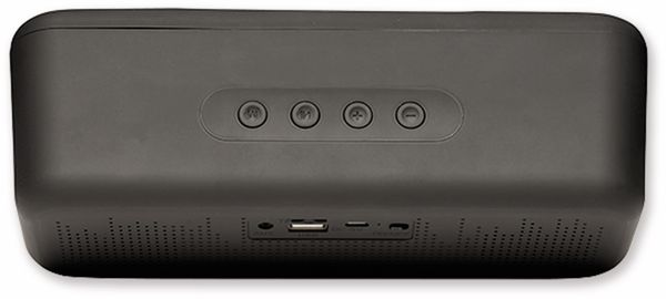 Bluetooth Lautsprecher DENVER BTT-515, 2x 5 W, mit LED-Lichteffekte - Produktbild 2
