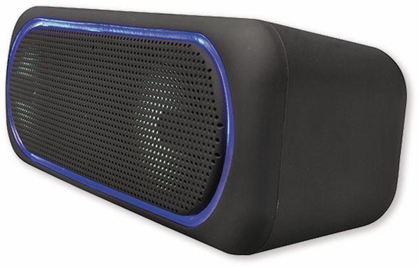Bluetooth Lautsprecher DENVER BTT-515, 2x 5 W, mit LED-Lichteffekte - Produktbild 4