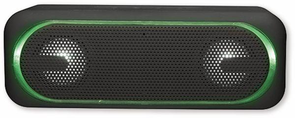 Bluetooth Lautsprecher DENVER BTT-515, 2x 5 W, mit LED-Lichteffekte - Produktbild 6
