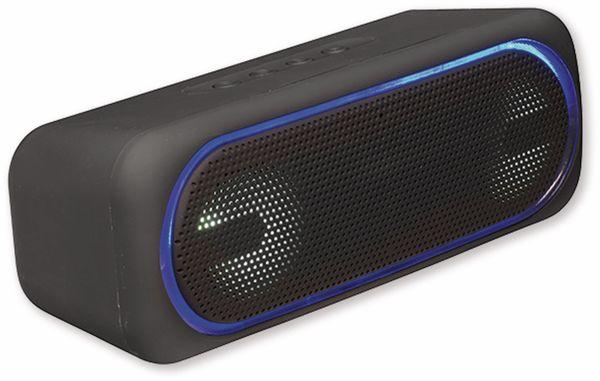 Bluetooth Lautsprecher DENVER BTT-515, 2x 5 W, mit LED-Lichteffekte - Produktbild 7