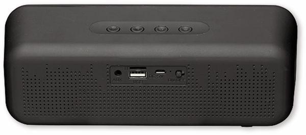 Bluetooth Lautsprecher DENVER BTT-515, 2x 5 W, mit LED-Lichteffekte - Produktbild 8