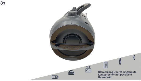 Boombox BB 500-20, schwarz, Bluetooth - Produktbild 5