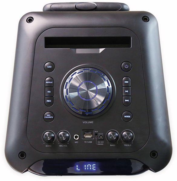 Portabler Lautsprecher DENVER TSP-306, schwarz - Produktbild 5