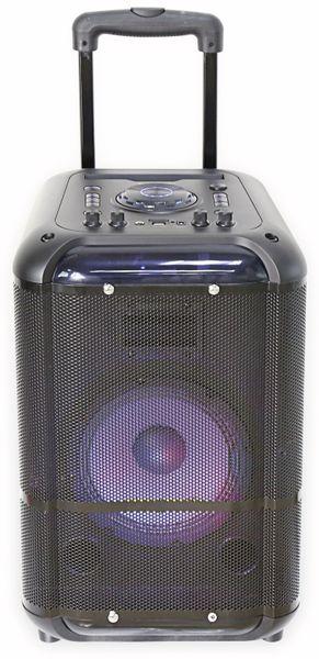 Portabler Lautsprecher DENVER TSP-306, schwarz - Produktbild 6