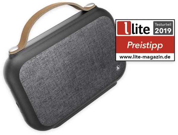 Bluetooth Stereo-Lautsprecher HAMA Gentleman-L