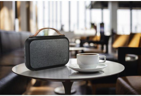 Bluetooth Stereo-Lautsprecher HAMA Gentleman-L - Produktbild 6