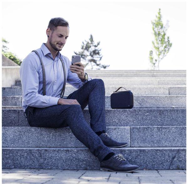 Bluetooth Stereo-Lautsprecher HAMA Gentleman-L - Produktbild 7