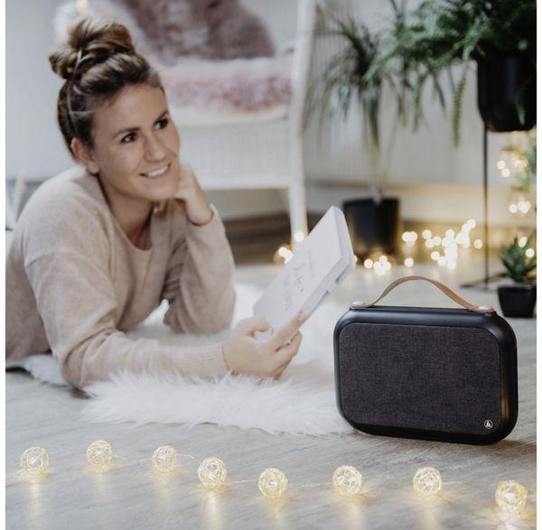 Bluetooth Stereo-Lautsprecher HAMA Gentleman-L - Produktbild 8