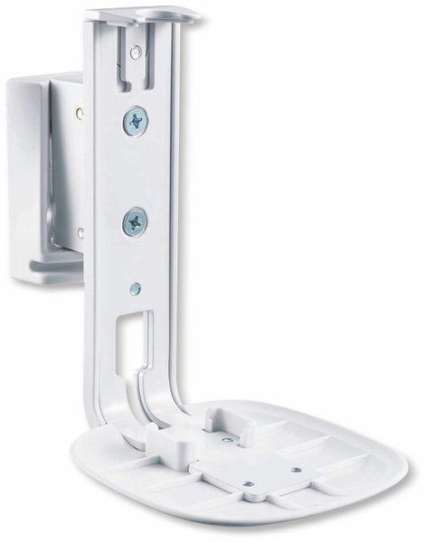 Lautsprecher-Wandhalterung PUREMOUNTS PM-SOM-051, für Sonos One, weiß