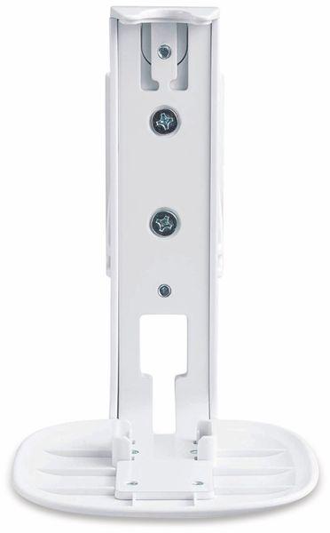Lautsprecher-Wandhalterung PUREMOUNTS PM-SOM-051, für Sonos One, weiß - Produktbild 2