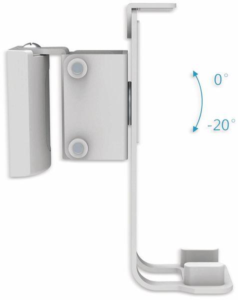 Lautsprecher-Wandhalterung PUREMOUNTS PM-SOM-101, für Sonos One, SL, Play1 - Produktbild 2