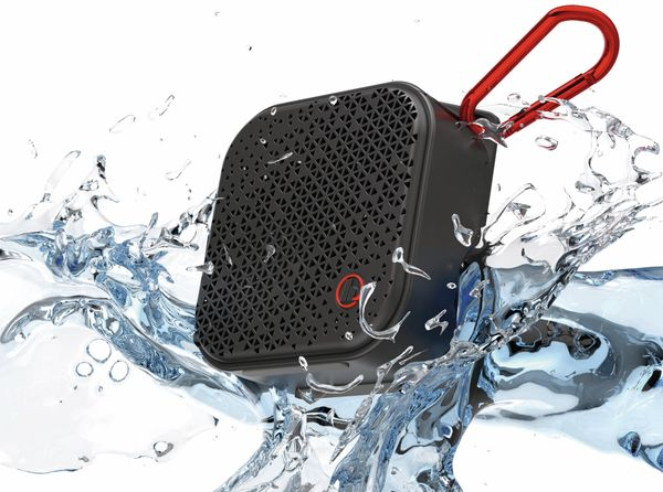 Bluetooth Lautsprecher HAMA Pocket 2.0, 3,5 W, wasserdicht, schwarz - Produktbild 4