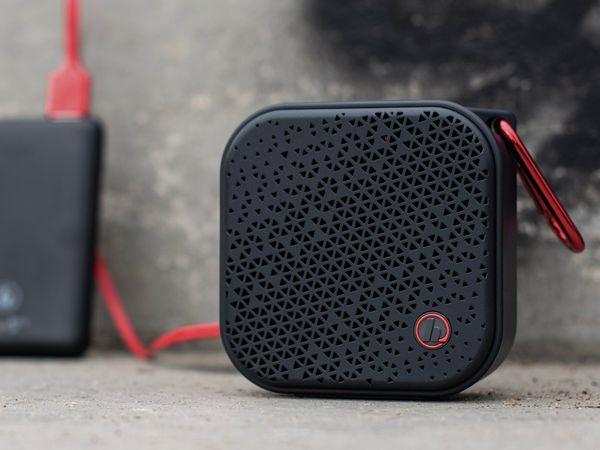 Bluetooth Lautsprecher HAMA Pocket 2.0, 3,5 W, wasserdicht, schwarz - Produktbild 6