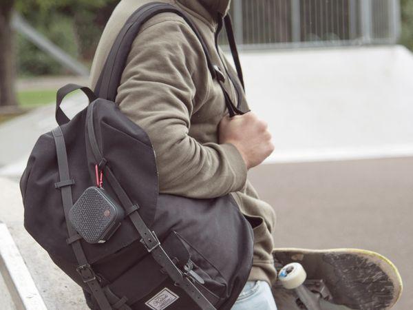 Bluetooth Lautsprecher HAMA Pocket 2.0, 3,5 W, wasserdicht, schwarz - Produktbild 10