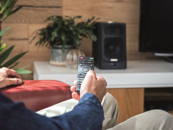 Aktiv-Lautsprecher LENCO SPB-260BK, 2x 60 W RMS, Bluetooth, schwarz - Produktbild 5