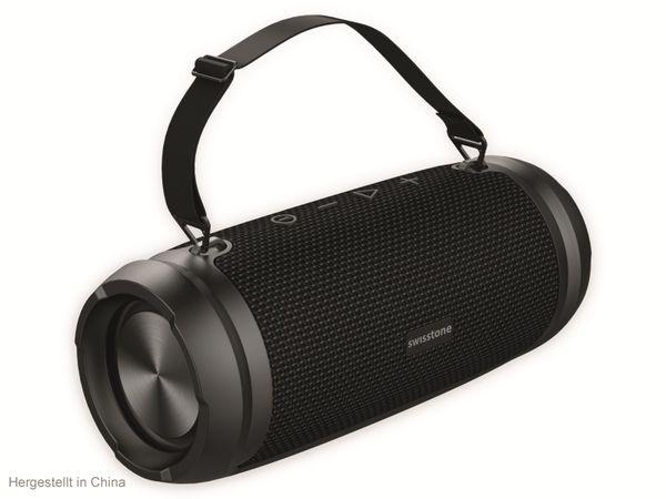 Bluetooth Lautsprecher SWISSTONE BX 580 XXL, schwarz