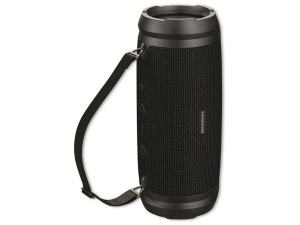 Bluetooth Lautsprecher SWISSTONE BX 580 XXL, schwarz - Produktbild 4