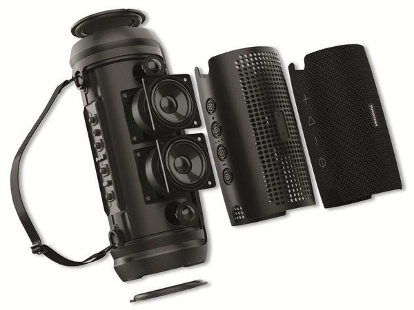 Bluetooth Lautsprecher SWISSTONE BX 580 XXL, schwarz - Produktbild 5