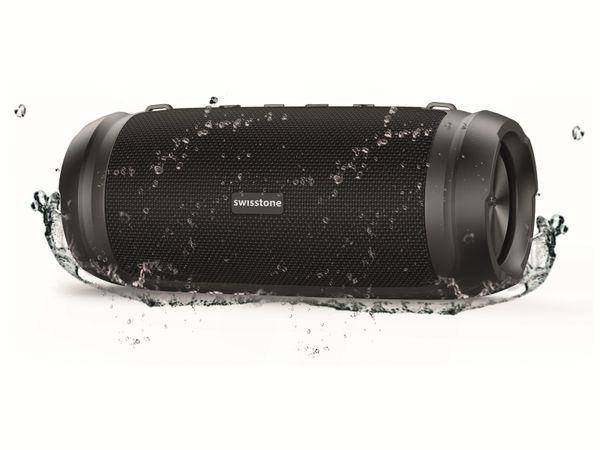 Bluetooth Lautsprecher SWISSTONE BX 580 XXL, schwarz - Produktbild 7