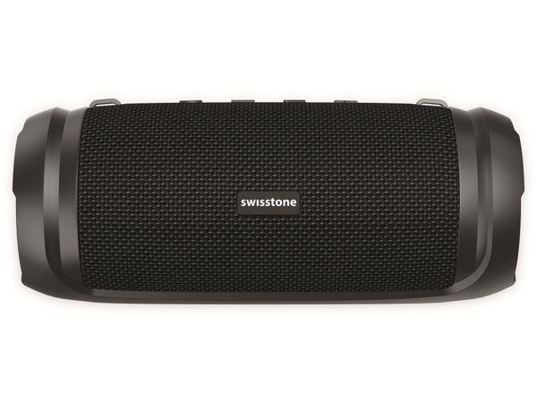 Bluetooth Lautsprecher SWISSTONE BX 580 XXL, schwarz - Produktbild 8