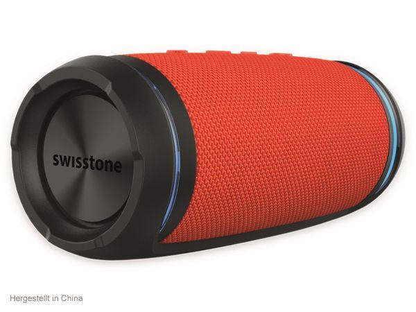 Bluetooth Lautsprecher SWISSTONE BX 520 TWS, Orange