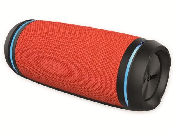 Bluetooth Lautsprecher SWISSTONE BX 520 TWS, Orange - Produktbild 5