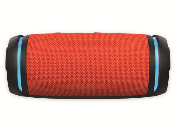 Bluetooth Lautsprecher SWISSTONE BX 520 TWS, Orange - Produktbild 6