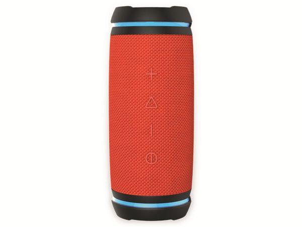 Bluetooth Lautsprecher SWISSTONE BX 520 TWS, Orange - Produktbild 7