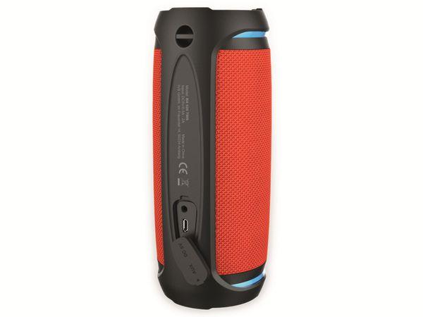 Bluetooth Lautsprecher SWISSTONE BX 520 TWS, Orange - Produktbild 9