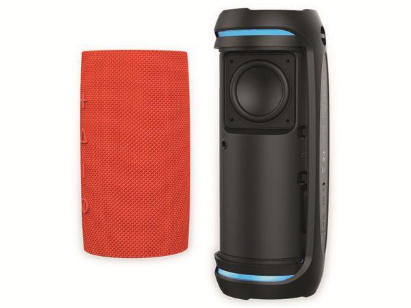 Bluetooth Lautsprecher SWISSTONE BX 520 TWS, Orange - Produktbild 11