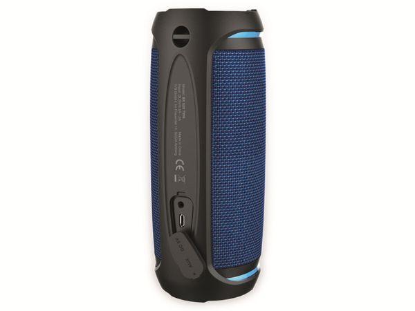Bluetooth Lautsprecher SWISSTONE BX 520 TWS, Blau - Produktbild 7