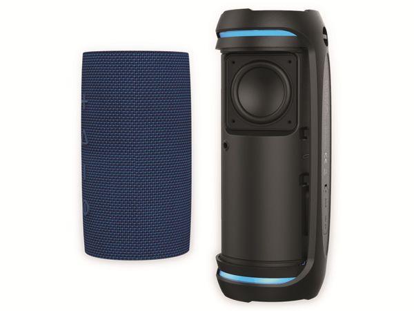 Bluetooth Lautsprecher SWISSTONE BX 520 TWS, Blau - Produktbild 9