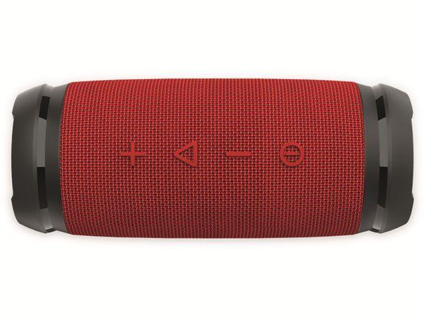 Bluetooth Lautsprecher SWISSTONE BX 320 TWS, rot - Produktbild 2