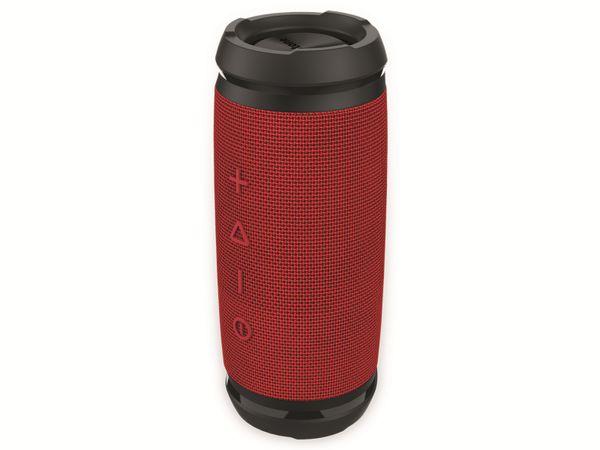 Bluetooth Lautsprecher SWISSTONE BX 320 TWS, rot - Produktbild 3