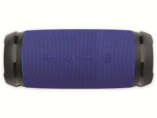 Bluetooth Lautsprecher SWISSTONE BX 320 TWS, Blau - Produktbild 2