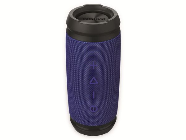 Bluetooth Lautsprecher SWISSTONE BX 320 TWS, Blau - Produktbild 3